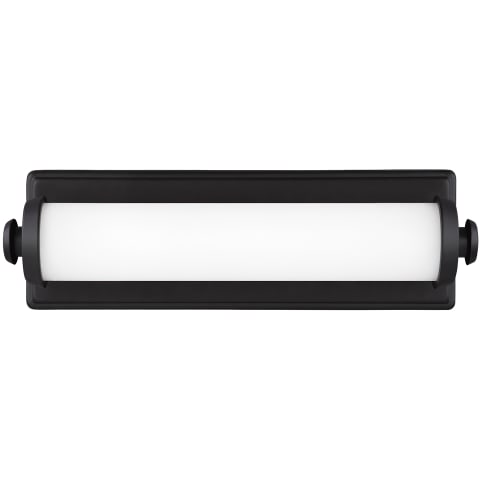 "Edgebrook 15"" LED Wall Sconce Oil Rubbed Bronze Bulbs Inc"