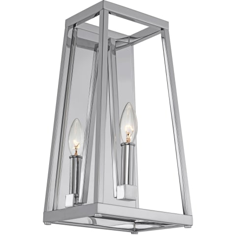 Conant 1 - Light Wall Sconce Chrome