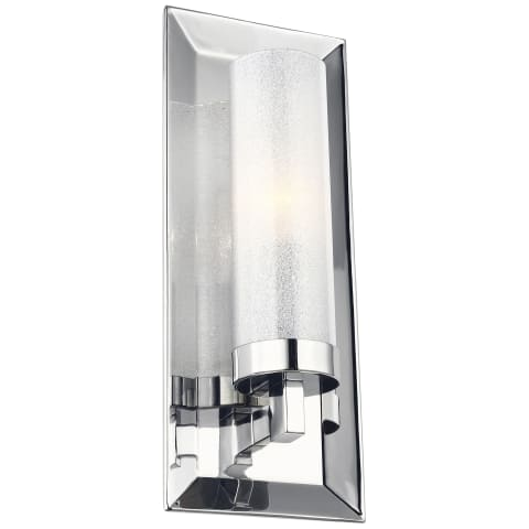Pippin 1 - Light Wall Sconce Chrome