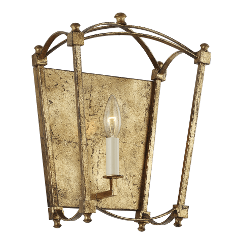 Thayer 1 - Light Wall Sconce Antique Gild