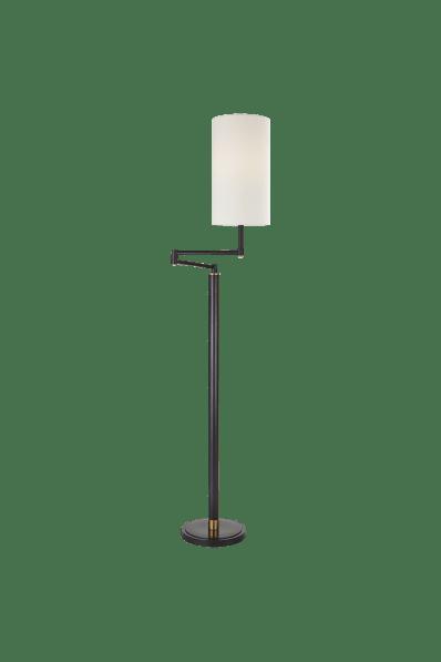 Anton Large Swing Arm Floor Lamp
