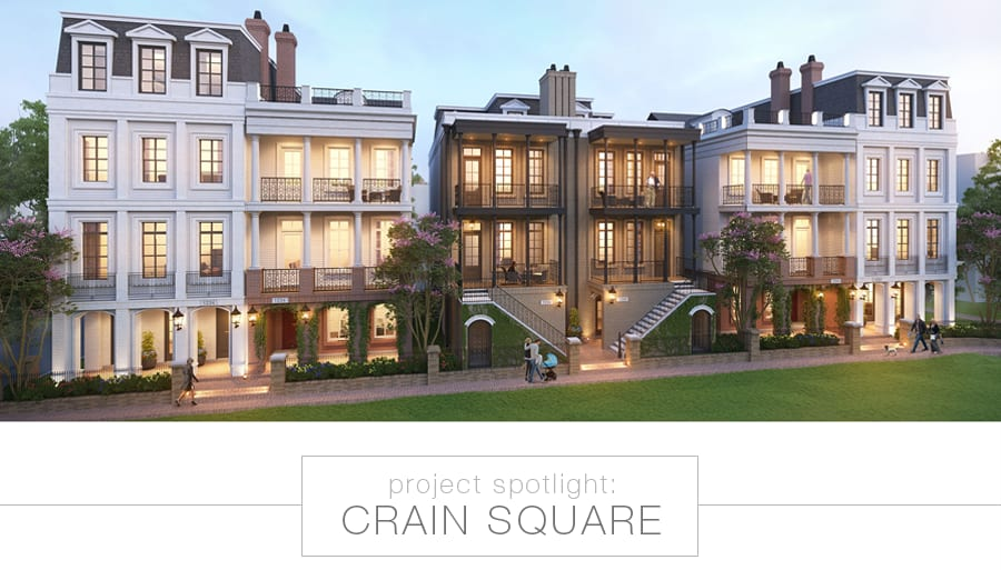 project spotlight: crain square