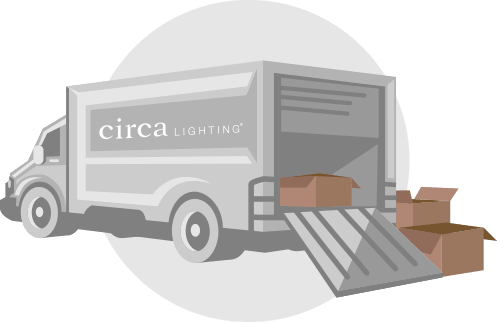 circa lighting truckload sale