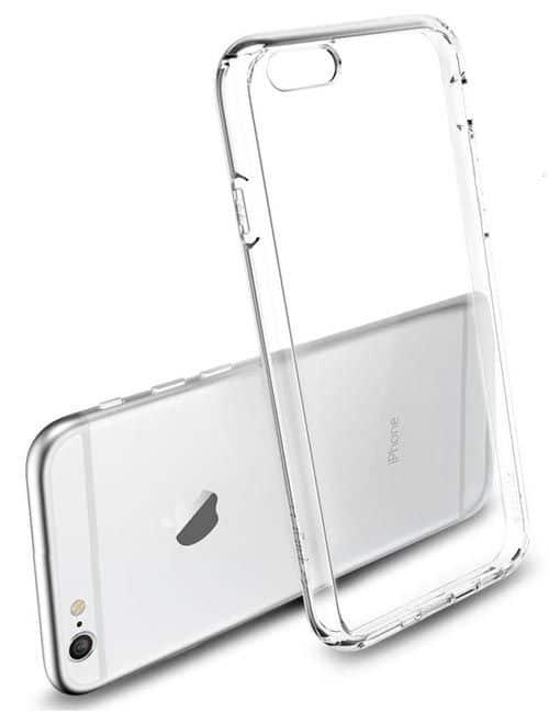 Funda Clear Case iPhone 6 / 6S - Transparente