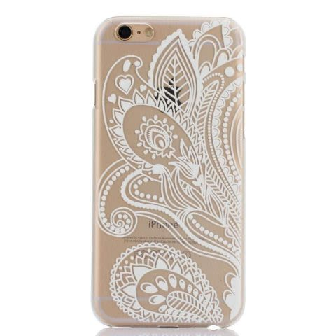Mandala Case B iPhone 6 / 6S - Transparente