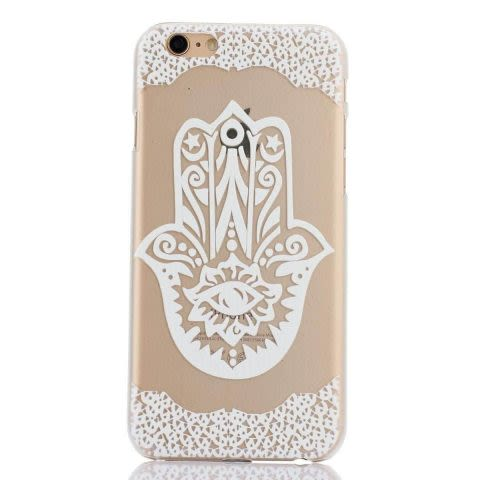 Mandala Case I iPhone 6 / 6S - Transparente