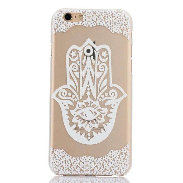 Mandala Case I iPhone 6 / 6S - Transparente