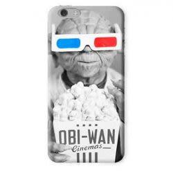 Funda Case Love Yoda iPhone SE / 5 / 5S - Multicolor