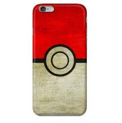 Funda Case Love Pokebola - Multicolor
