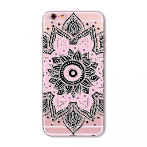 Funda Mandala Color Case H - Transparente