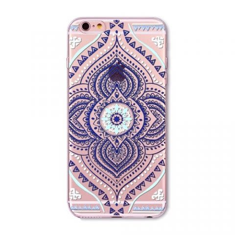 Funda Mandala Color Case I - Transparente