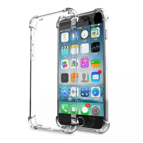 Funda Antishock Case - Transparente