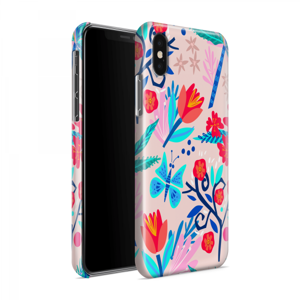 Funda Case Trendy Flowers 1082 - Multicolor