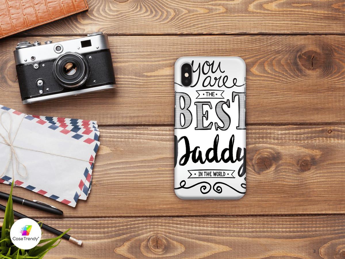 Funda Case Trendy Best Daddy 1139