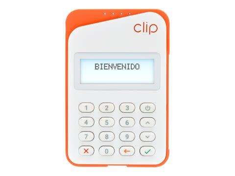 Lector De Tarjetas Con Conexión Bluetooth Clip Plus 2 - Blanco