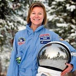 Karin Nilsdotter Ceo And Partner Spaceport Sweden