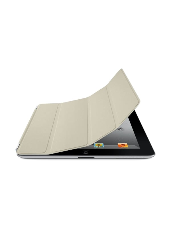 Apple iPad 2/3/4 Smart Cover - Leer - Creme MD305ZM/A
