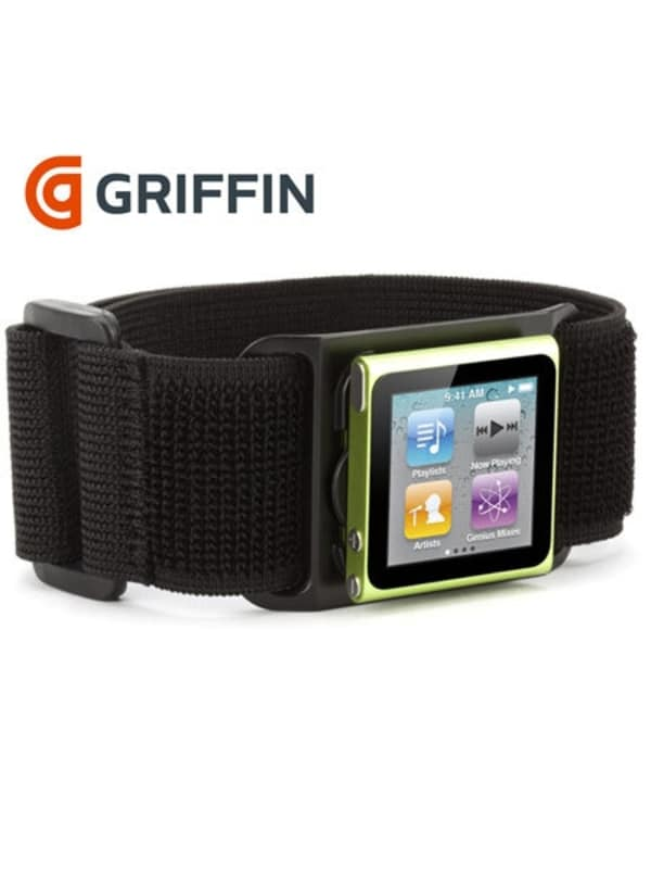 Griffin AeroSport Sport Armband voor iPod Nano 6G