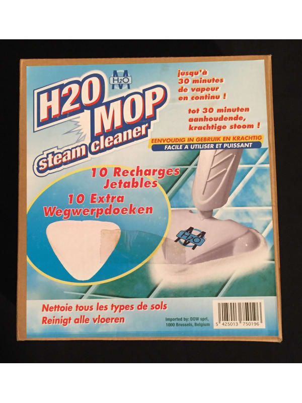 H20 wegwerpdoeken (10 stuks)