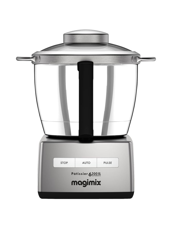 Magimix multifunctionele patissier mat - Chroom