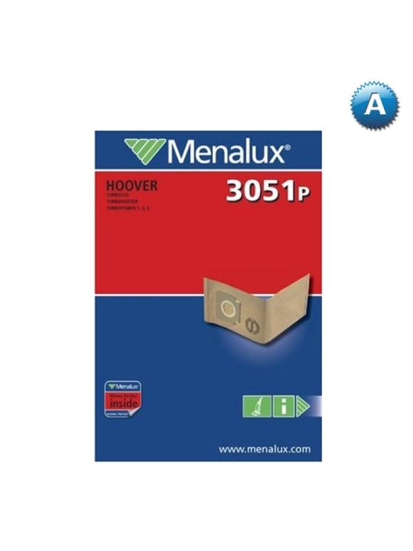 Menalux 3051p stofzuigerzak