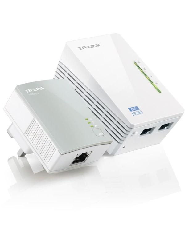 TP-Link TL-WPA4220 KIT - Wifi Powerline - 2 Stuks