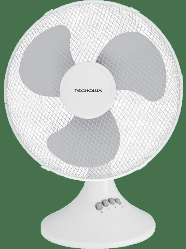 Tecnolux tafelventilator VTL-301AW - Wit