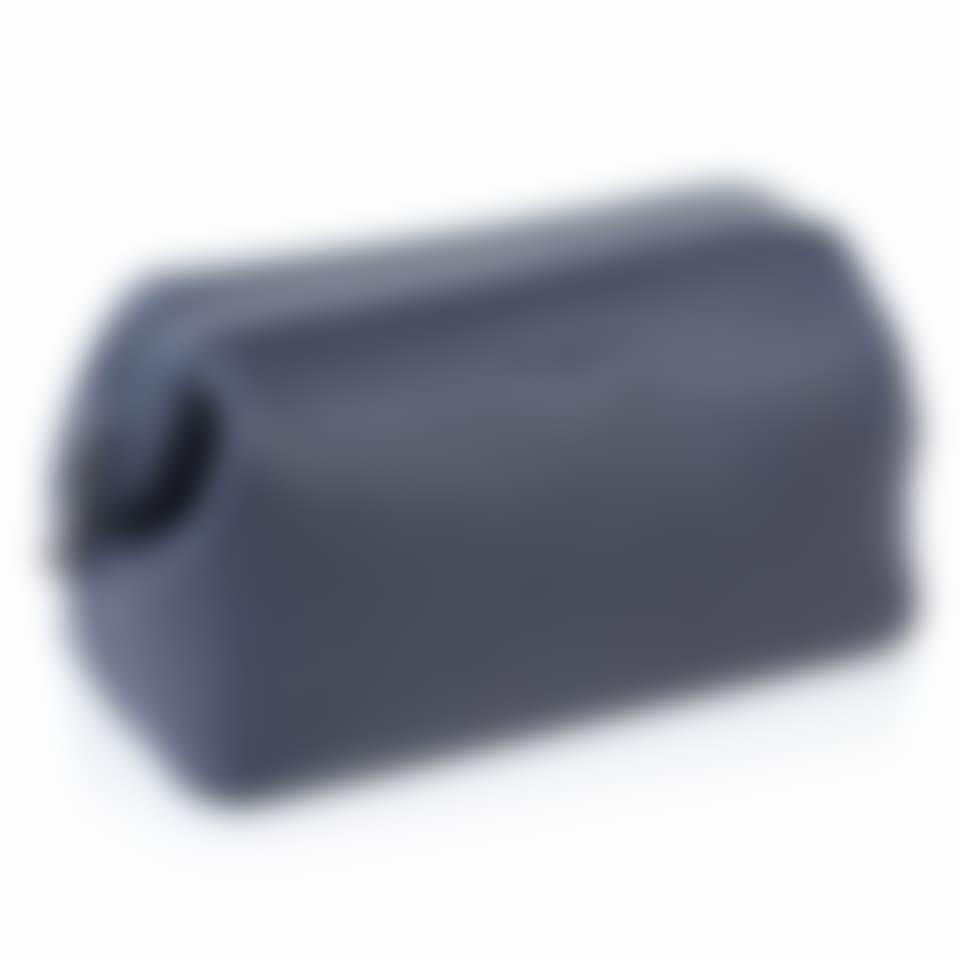 Richmond leather Dopp kit