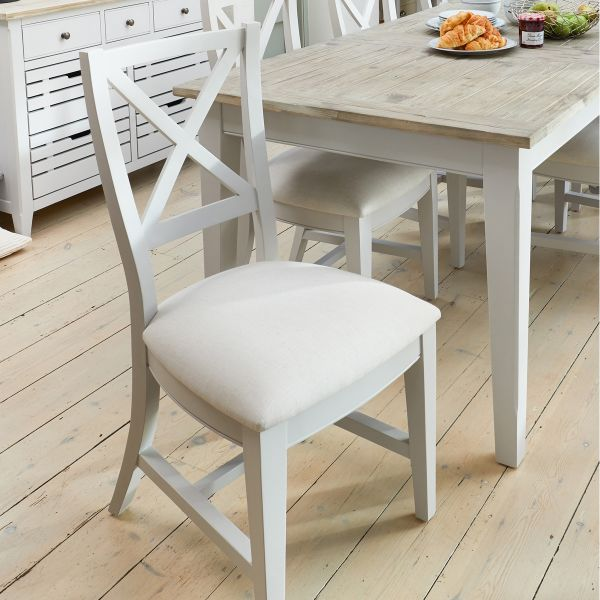 Signature Grey Dining Chair (Pair of Two)