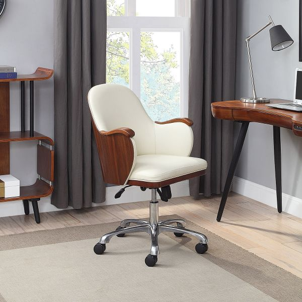 San Francisco Walnut Executive Office Chair