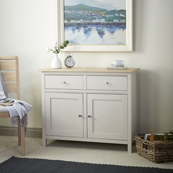 Rushbury Painted Small Sideboard