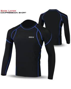 MFSC0001-Black / Blue-Large