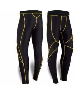 MCTCL0001-Black / Yellow-2X-Large