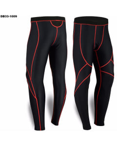 MCTCL0001-Black / Red-2X-Large
