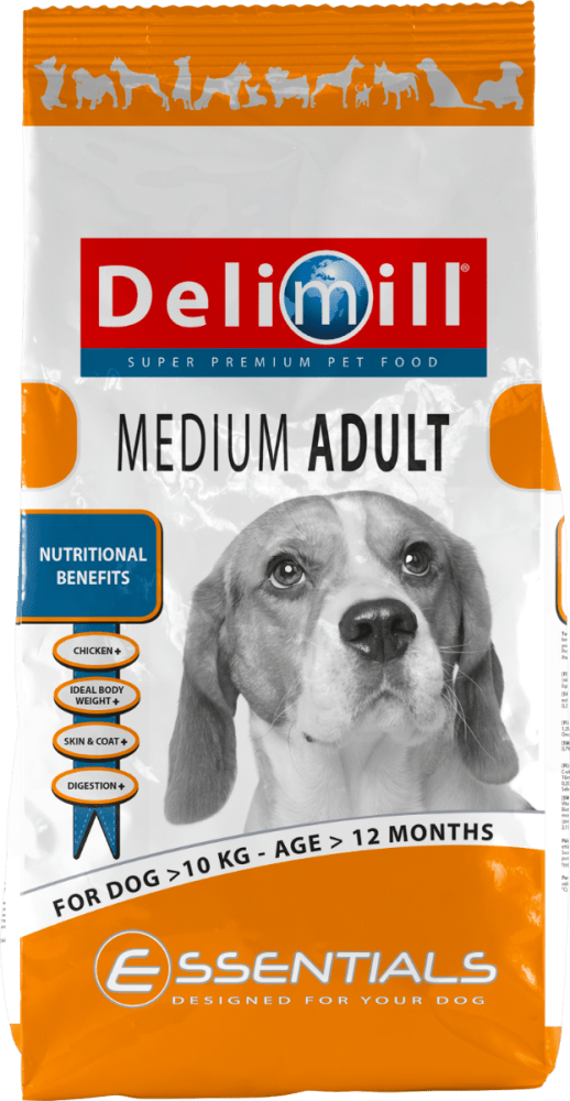 Delimill Medium ADULT
