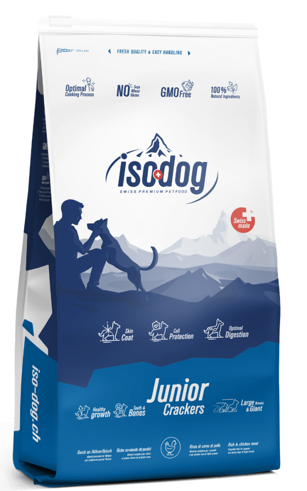 Iso-dog JUNIOR Crackers Large & Giant