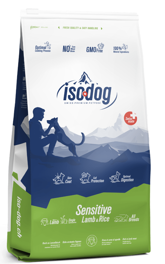 Iso-dog SENSITIVE Lamb & Rice All Breeds