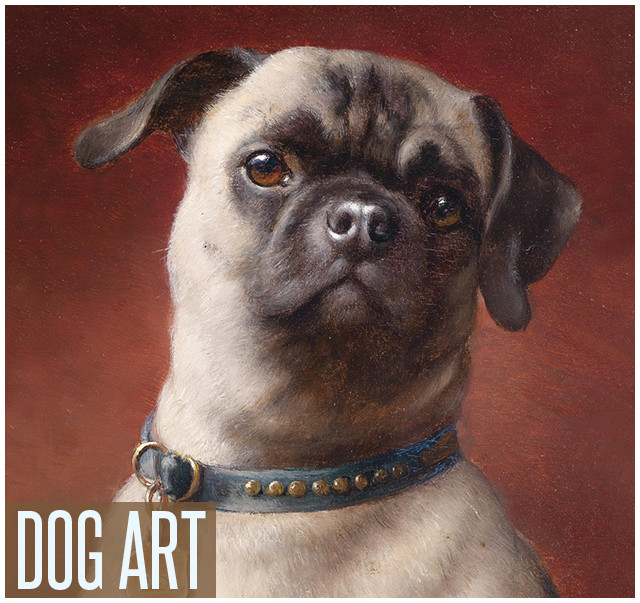 Shop Dog Art Prints