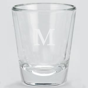 Personalized Flair Shot Glass