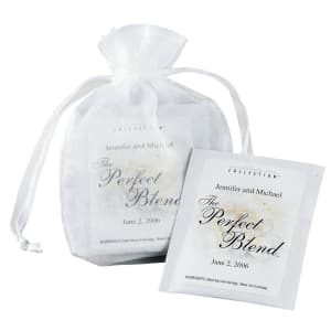 The Perfect Blend Tea Personalized Favor