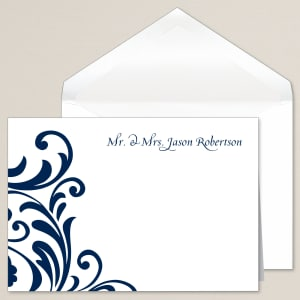 Ever After Thank You Note