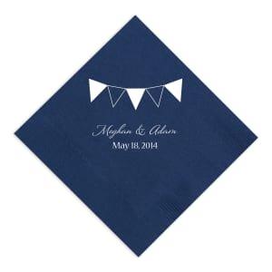 Flag Banner Napkin
