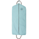 Full-length Garment Bag in Clearwater Blue Cotton Canvas