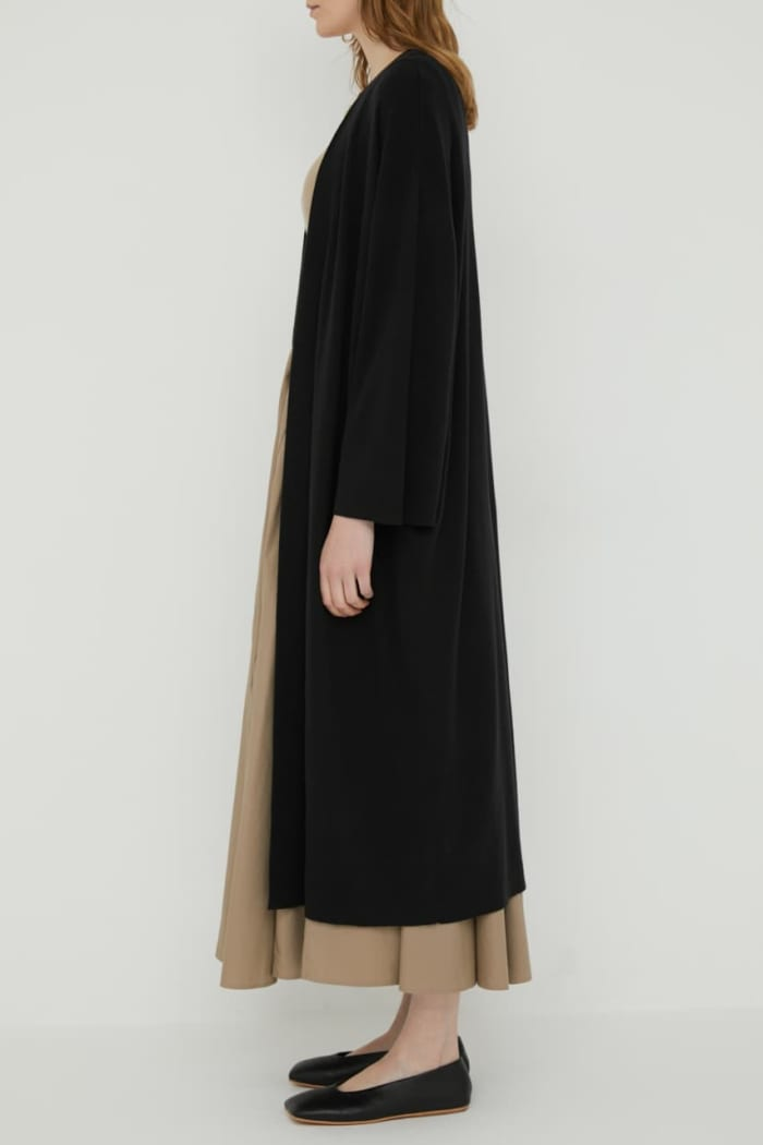M_KNIT GOWN