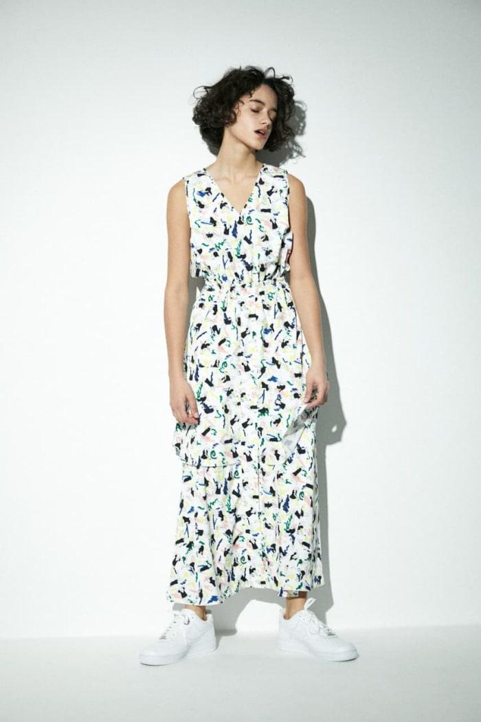 STUDIOWEAR GIRL PRINTED dress