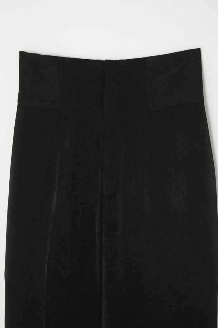 [M_] SATIN PANTS