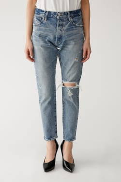 MVS Isabel Tapered Skinny Jeans