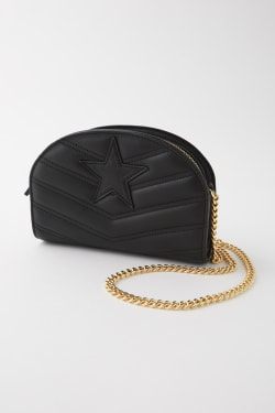 STAR MOTIF SHOULDER Bag