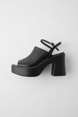 COLOR PLATFORM sandals