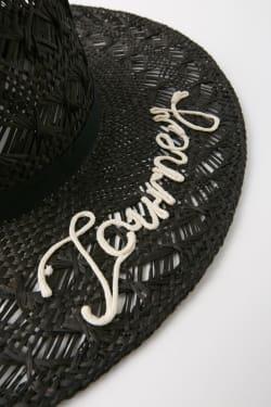 MESSAGE BRIM hat